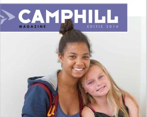 Camphill Magazine 2014